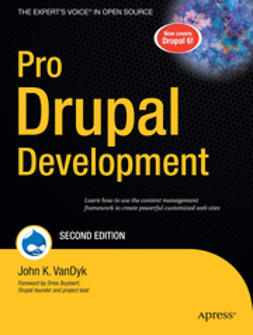 VanDyk, John K. - Pro Drupal Development, ebook