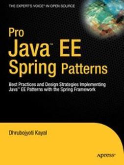 Pro Java™ EE Spring Patterns