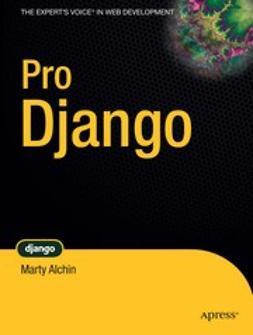 Alchin, Marty - Pro Django, ebook