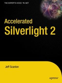 Scanlon, Jeff - Accelerated Silverlight 2, ebook