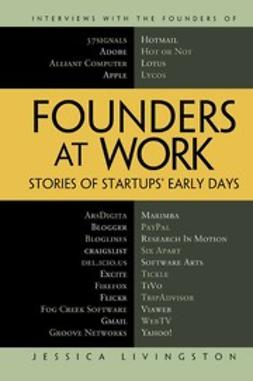 Livingston, Jessica - Founders at Work, ebook