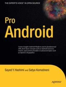 Hashimi, Sayed Y. - Pro Android, ebook