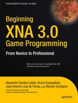 Lobão, Alexandre Santos - Beginning XNA 3.0 Game Programming, ebook