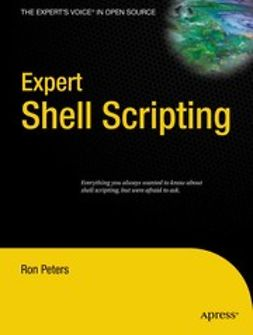 Peters, Ron - Expert Shell Scripting, ebook