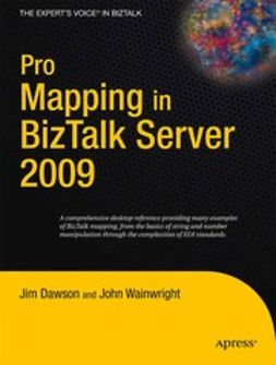 Dawson, Jim - Pro Mapping in BizTalk Server 2009, ebook