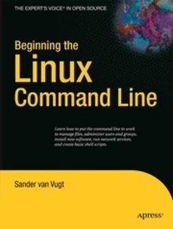 Vugt, Sander - Beginning the Linux Command Line, ebook
