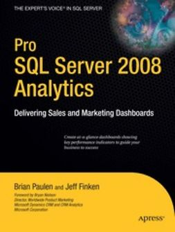 Paulen, Brian - Pro SQL Server 2008 Analytics, ebook