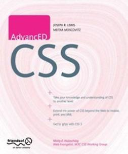 Lewis, Joseph R. - AdvancED CSS, ebook