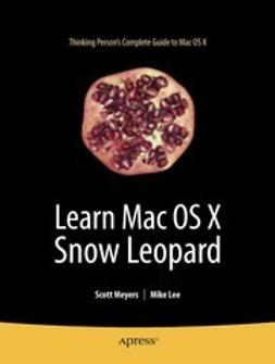 Meyers, Scott - Learn Mac OS X Snow Leopard, ebook