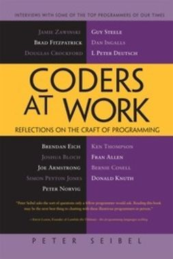 Seibel, Peter - Coders at Work, ebook