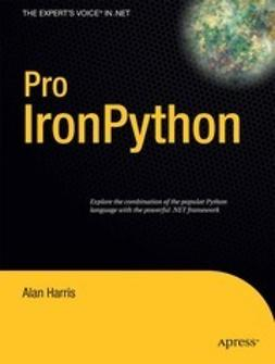 Harris, Alan - Pro IronPython, ebook