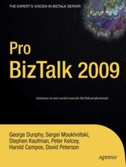 Dunphy, George - Pro BizTalk 2009, ebook