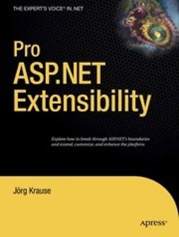 Krause, Jörg - Pro ASP.NET Extensibility, ebook