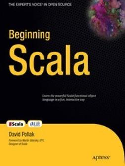 Pollak, David - Beginning Scala, ebook