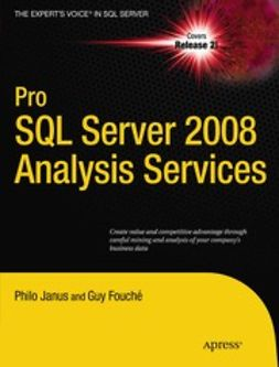 Janus, Philo - Pro SQL Server 2008 Analysis Services, ebook