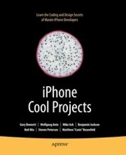 Bennett, Gary - iPhone Cool Projects, ebook