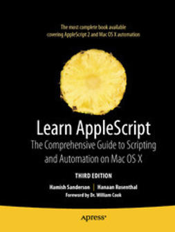 Sanderson, Hamish - Learn AppleScript, ebook
