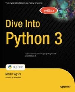 Pilgrim, Mark - Dive Into Python 3, e-kirja