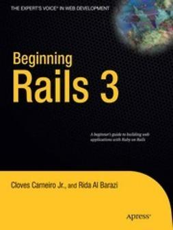Andres, Clay - Beginning Rails 3, ebook