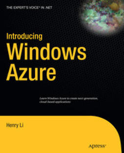 Li, Henry - Introduction to Windows Azure, ebook