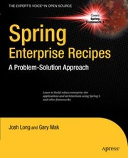 Mak, Gary - Spring Enterprise Recipes, ebook