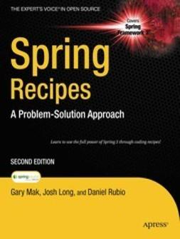 Mak, Gary - Spring Recipes, e-kirja