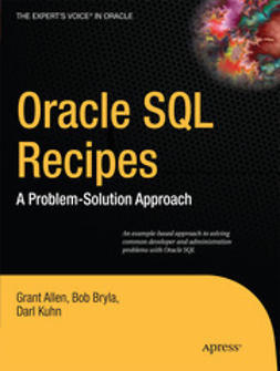 Allen, Grant - Oracle SQL Recipes, e-kirja