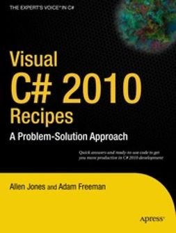 Jones, Allen - Visual C# 2010 Recipes, ebook