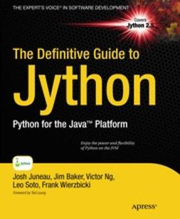 Andres, Clay - The Definitive Guide To Jython, ebook