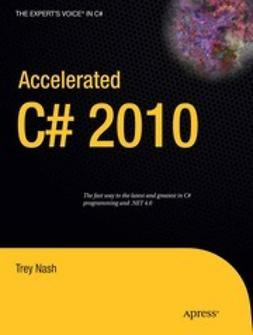 Nash, Trey - Accelerated C# 2010, e-kirja