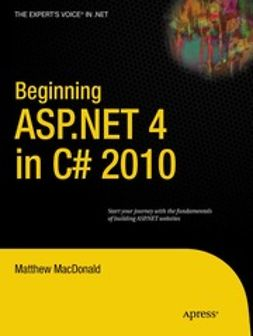 Buckingham, Ewan - Beginning ASP.NET 4 in C# 2010, ebook
