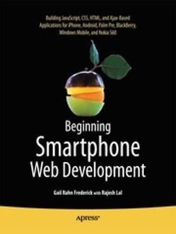 Frederick, Gail Rahn - Beginning Smartphone Web Development, ebook