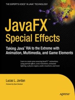 Jordan, Lucas L. - JavaFX™ Special Effects, ebook