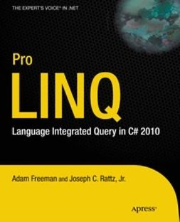 Freeman, Adam - Pro LINQ, ebook