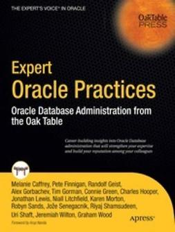 Caffrey, Melanie - Expert Oracle Practices, ebook