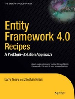 Tenny, Larry - Entity Framework 4.0 Recipes, ebook