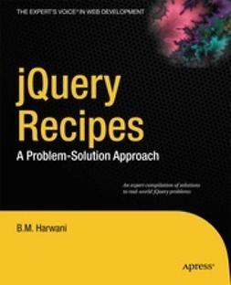 Harwani, B. M. - jQuery Recipes, ebook