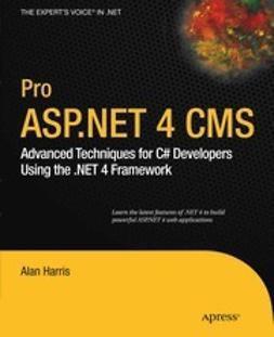 Harris, Alan - Pro ASP.NET 4 CMS, e-kirja