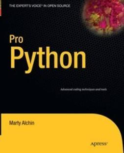 Andres, Clay - Pro Python, ebook