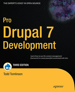 Anglin, Steve - Pro Drupal 7 Development, e-kirja