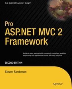 Pro ASP.NET MVC 2 Framework