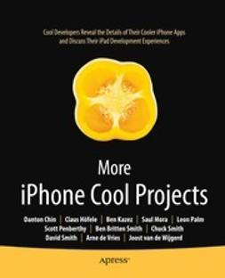 Chin, Danton - More iPhone Cool Projects, ebook