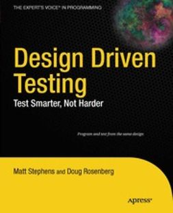 Stephens, Matt - Design Driven Testing, ebook
