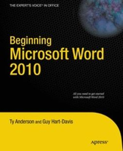 Andres, Clay - Beginning Microsoft Word 2010, e-bok