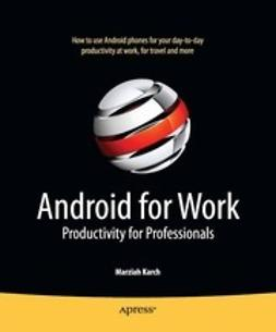 Anglin, Steve - Android for Work, ebook