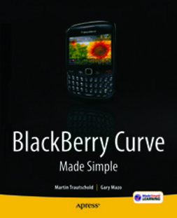 Anglin, Steve - BlackBerry Curve Made Simple, e-bok