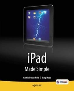 Trautschold, Martin - iPad Made Simple, ebook