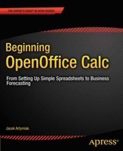 Artymiak, Jacek - Beginning OpenOffice Calc, ebook