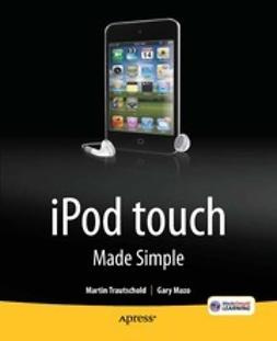 Trautschold, Martin - iPod touch Made Simple, ebook