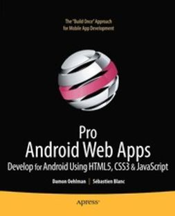 Oehlman, Damon - Pro Android Web Apps, ebook